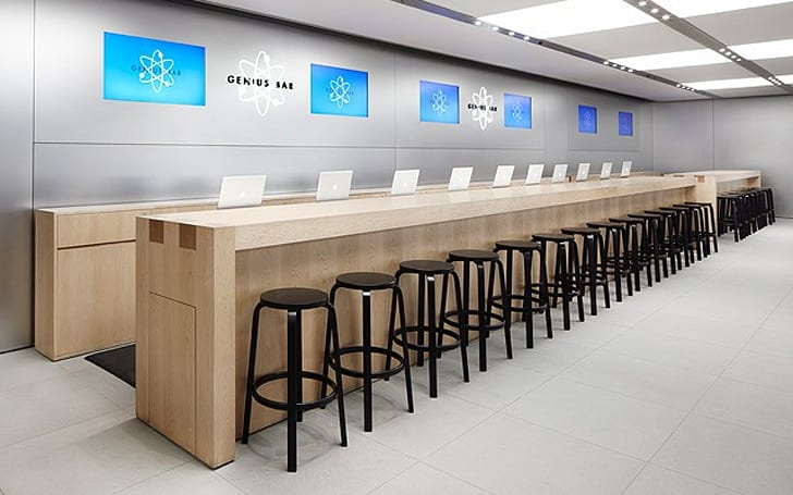 Apple ID now required to set Genius Bar appointment online