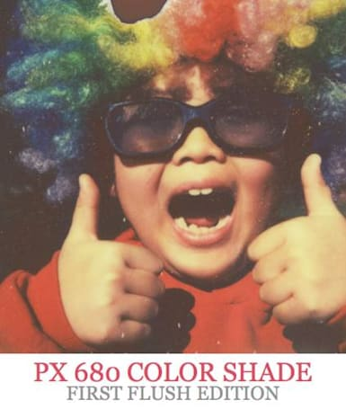 Impossible announces PX 680 Color Shade film for Polaroid 600 cameras, shows Instagram how it's really done