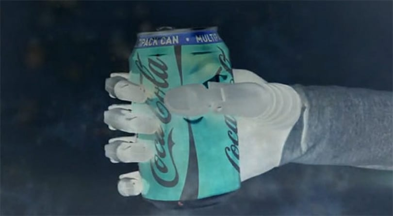 BeBionic teases advanced bionic hand, Terminator 5 now has a prop supplier (video)