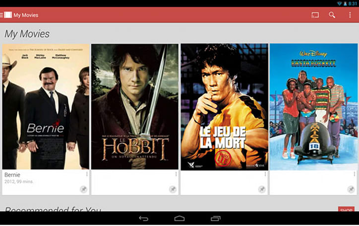 Google Play Movies expands to Jamaica, New Zealand and ten other regions