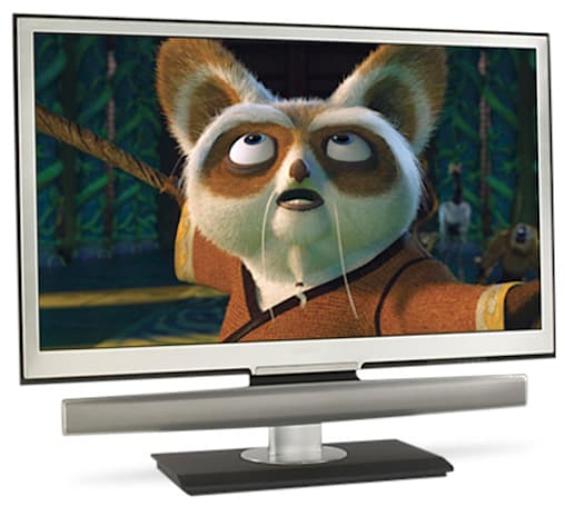 Sharp's pricey 52-inch LC-52XS1E LCD HDTV gets reviewed