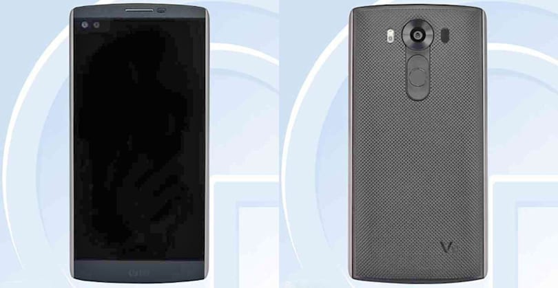 LG is making a phone with a secondary ticker display