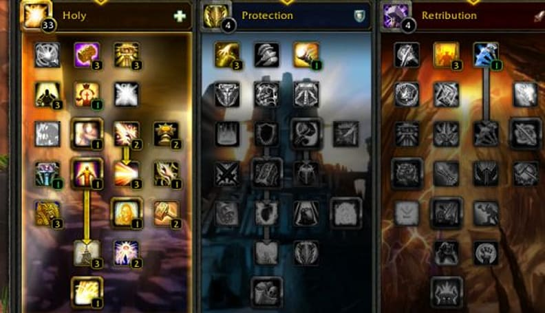 The Light and How to Swing It: Deciphering holy paladin talents