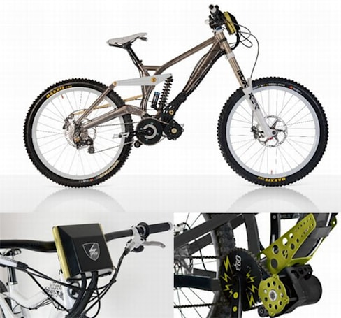 Ego-Kits declares victory over nature, gravity with its E-Powered Downhill Bike Kit