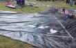 Derweil in Australien: Schnellste Wasser-Slip-and-Slide