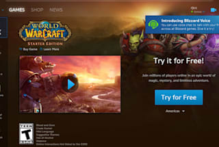 Blizzard launches its own cross-game voice chat service