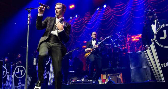 Justin Timberlake's Netflix Concert Trailer Released