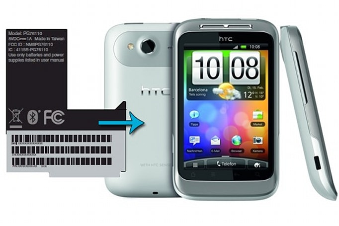 HTC Wildfire S earns top marks with FCC, supports AT&T compatible 3G