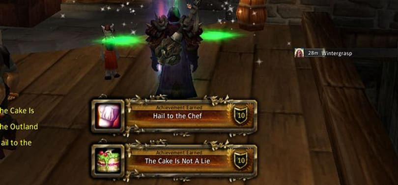 Last Week in WoW: Birthday cake edition
