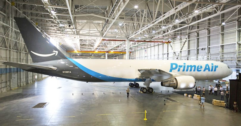 Amazon launches 'Prime Air' with a cargo plane, not a drone