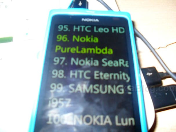 Nokia Alpha, Phi, PurePhi and PureLambda pop up in tests, bring Windows Phone 8 along for the ride