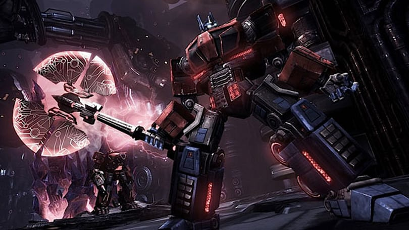 Transformers: War for Cybertron 2 confirmed for 2012