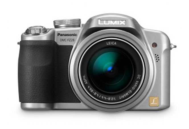 Panasonic reveals DMC-FZ28 megazoom, DMC-LX3 and DMC-FX37