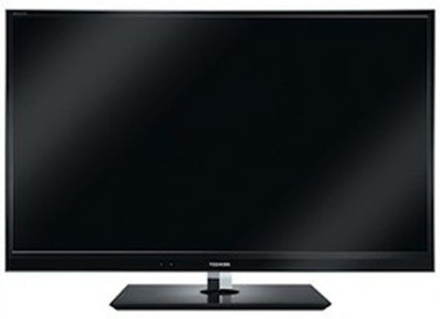 Toshiba's new Regza WL800A HDTV hooks up with your smartphone via MHL