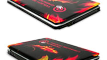 Battalion Touch CZ-11 multitouch gaming laptop gets Core i7 processor, keeps things classy