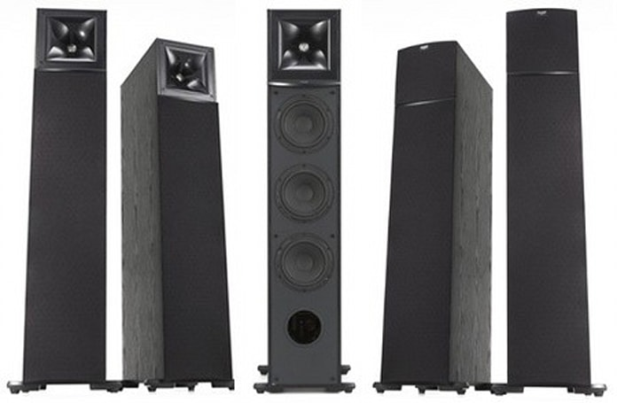 Klipsch's Icon V speakers get tested, deliver on movies and gaming