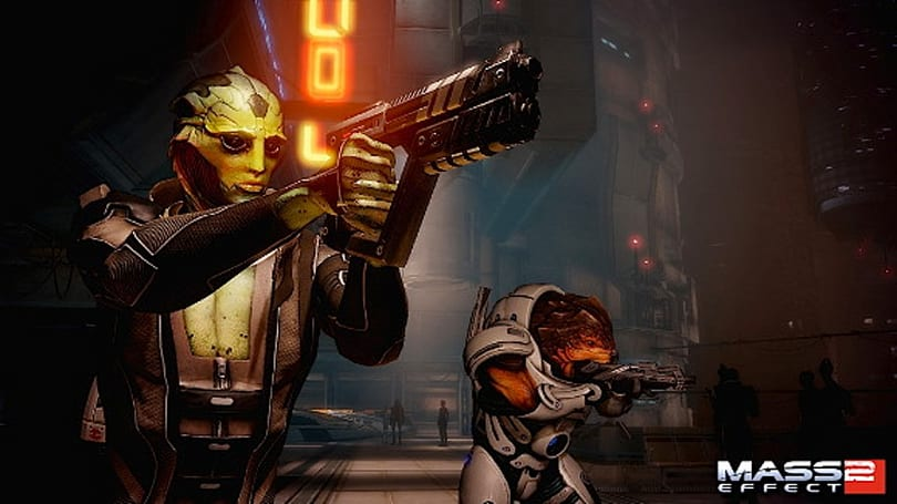 Mass Effect 2 sidequests to benefit from 'handcrafted gameplay'