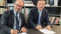 Huawei und Leica gründen Forschungszentrum in Wetzlar
