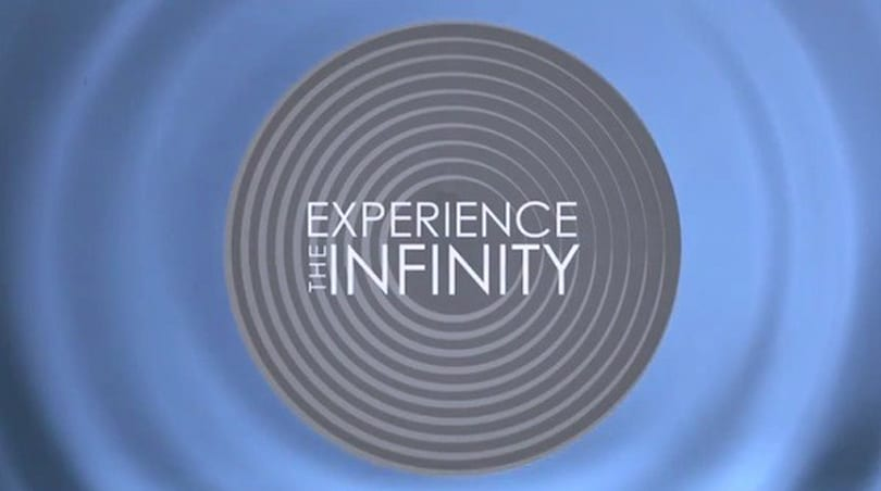 Alleged ASUS teaser wants us to 'Experience the Infinity,' fails to explain how