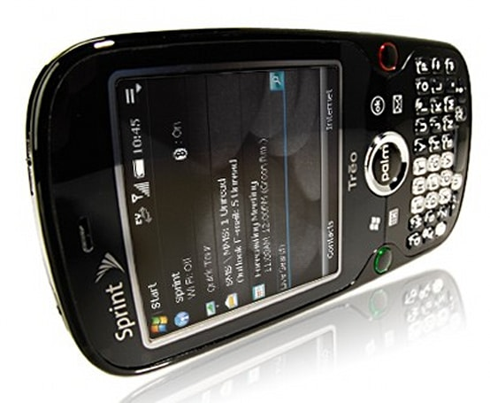 Sprint Treo Pro now finally available, for real this time