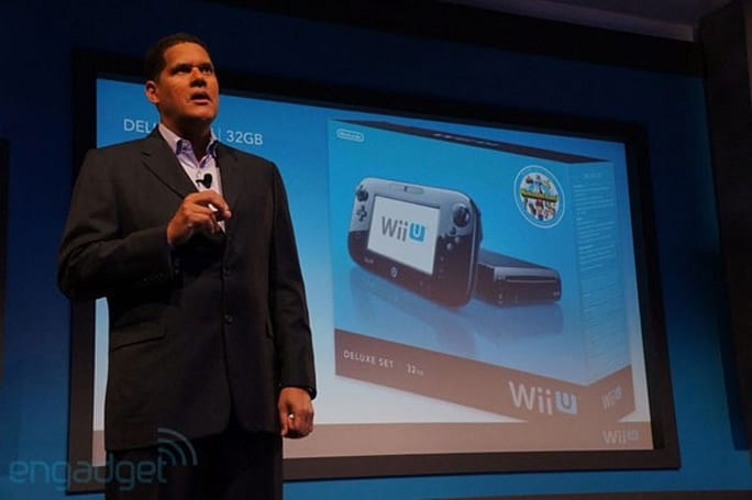 Wii U now up for pre-order at GameStop, trade credits outlined for your current gaming arsenal