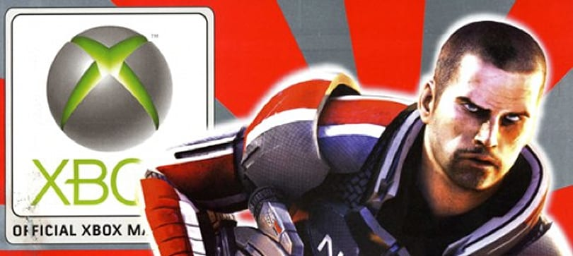 OXM cover shows familiar face to promote Mass Effect 2 preview