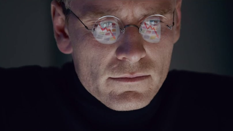 The Steve Jobs movie flopped at the box office