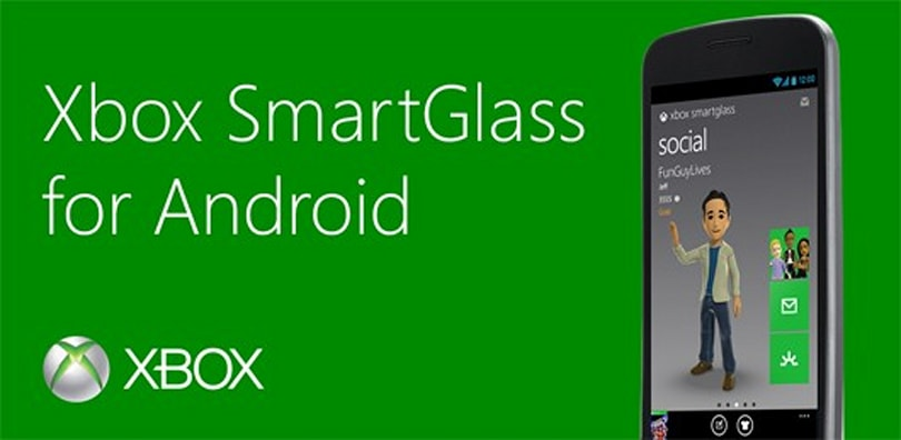 Xbox SmartGlass now available for Kindle Fire and Kindle HD