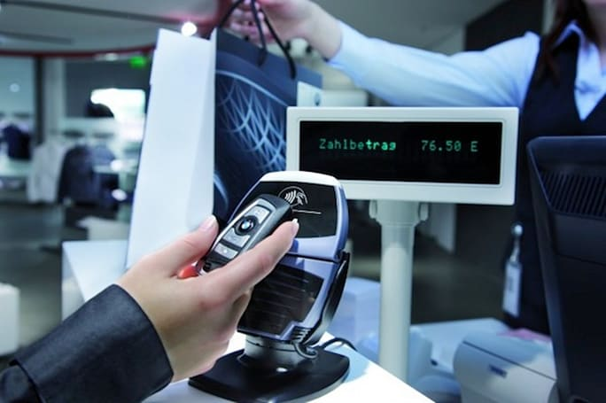 BMW's NFC Key is your ticket to ride, and you should care (video)
