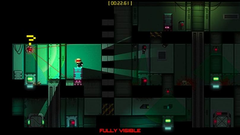 Stealth Inc sneaking to iOS next week