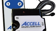 Accell's UltraAV HDMI 1.3 High-Speed switch support 1440p