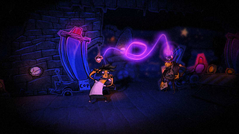PS Plus Europe in May: Stick it to the Man, Puppeteer, Muramasa Rebirth