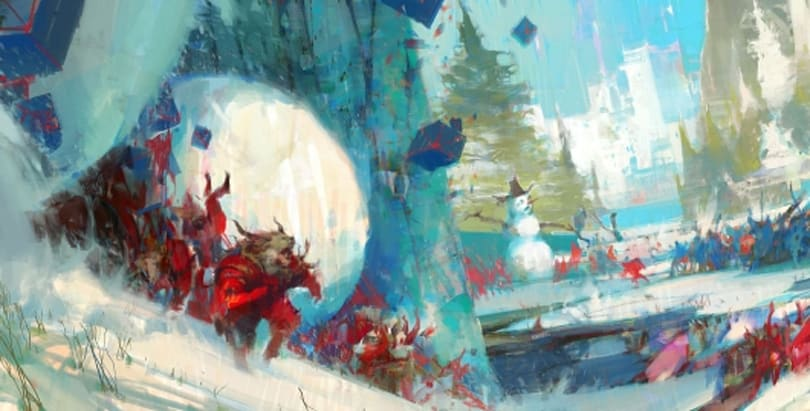Guild Wars 2 celebrates the holidays with a player murder spree