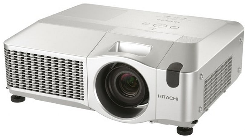 Hitachi introduces 3LCD CP-SX635 projector for lit rooms, boring areas