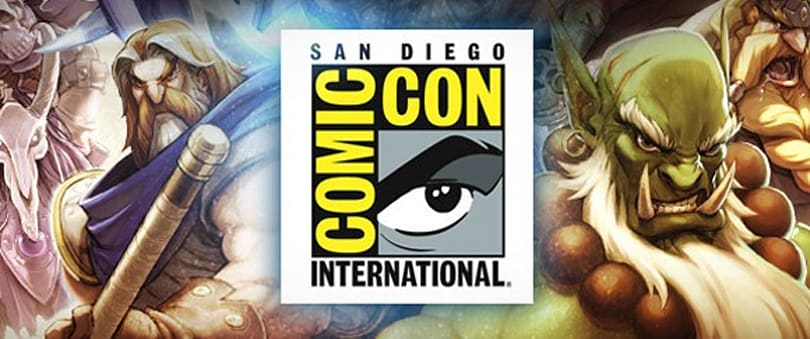 First Warcraft teaser trailer debuted at San Diego Comic Con