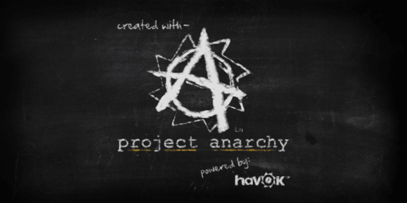 Havok releases 'Project Anarchy,' a free mobile development toolkit