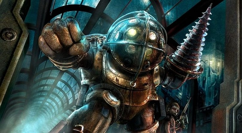 Take-Two and Tor releasing BioShock novel