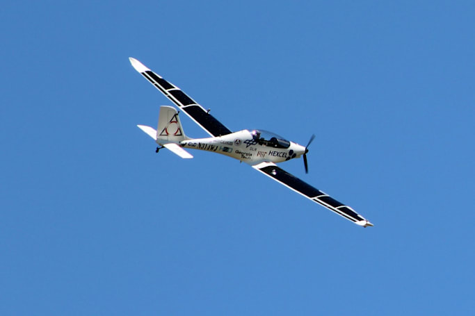 Solar aircraft test flight paves the way for internet drones