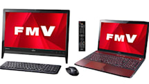 Fujitsu announces bevy of FMV Windows 8 AIO PCs, laptops along with WiFi-only Arrows tablet