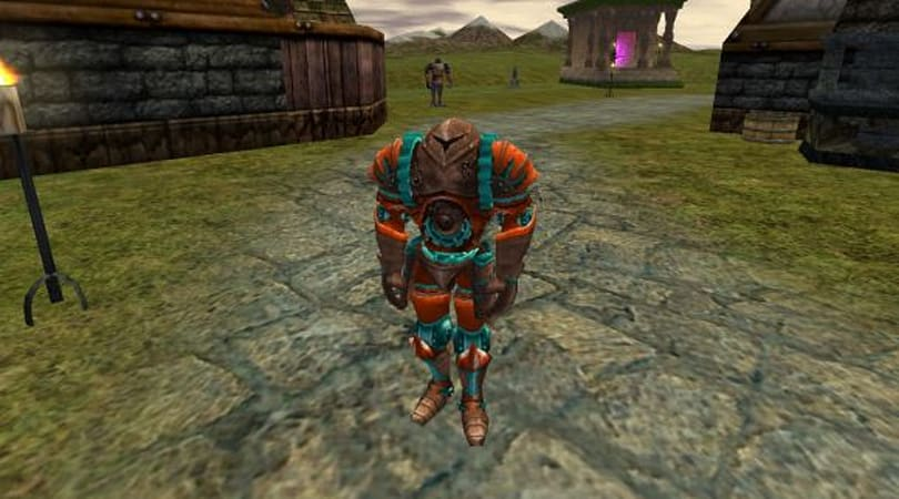Asheron's Call shifts gears in latest update