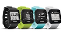 Garmin's newest smartwatch slims down, but packs on features