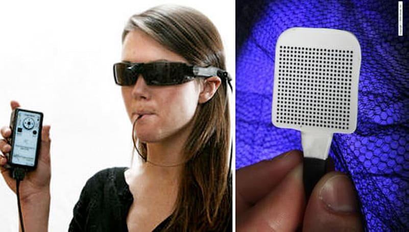 BrainPort lets you see with your tongue, might actually make it to market