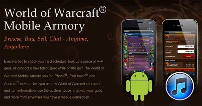 Breakfast Topic: Do you use the WoW Mobile Armory?