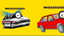 Zero Punctuation enjoys Grand Theft Auto-rotica