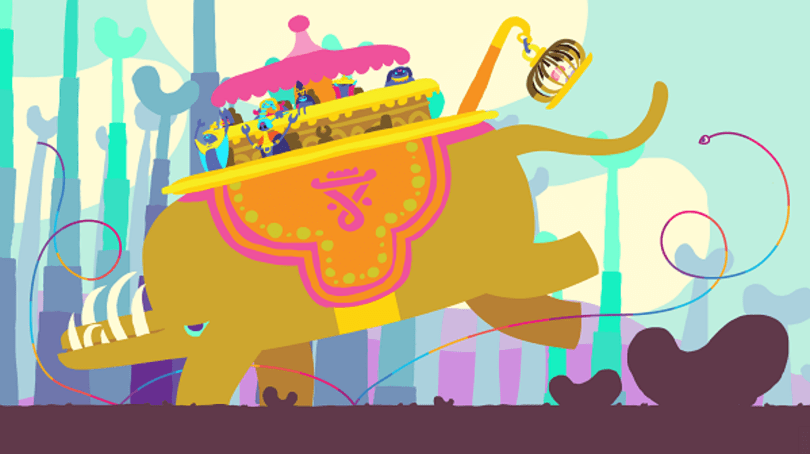 Hohokum launch trailer is just the right amount of weird
