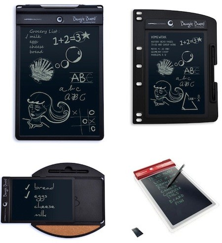 Improv Electronics Updates Boogie Board Writing Pad Lineup Give on Latest Boogie Board Lcd Writing Tablet