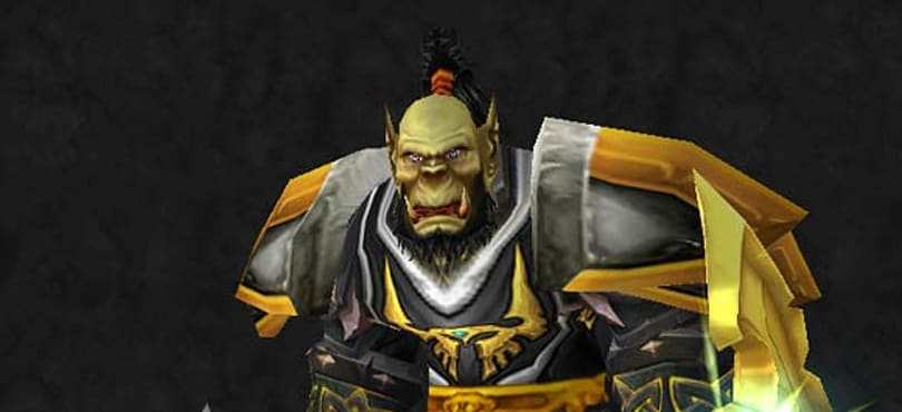 Dress like Braggosh, your favorite orc warrior