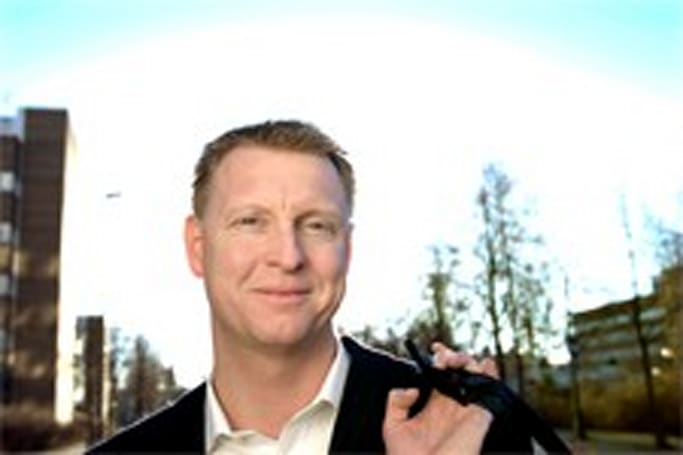 CEO out, CFO moves up at Ericsson