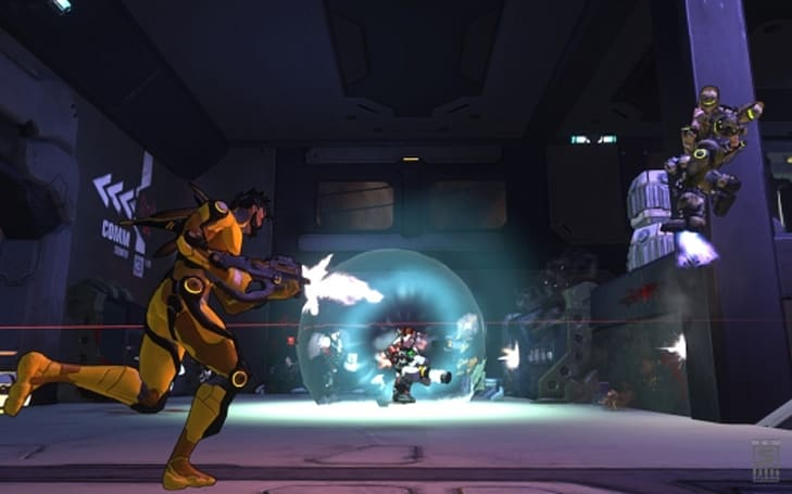 Firefall patch takes us to the kingdom of the Crystal Skull Pirates