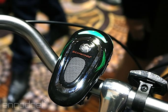 Schwinn's CycleNav bike navigation system points cyclists in the right direction
